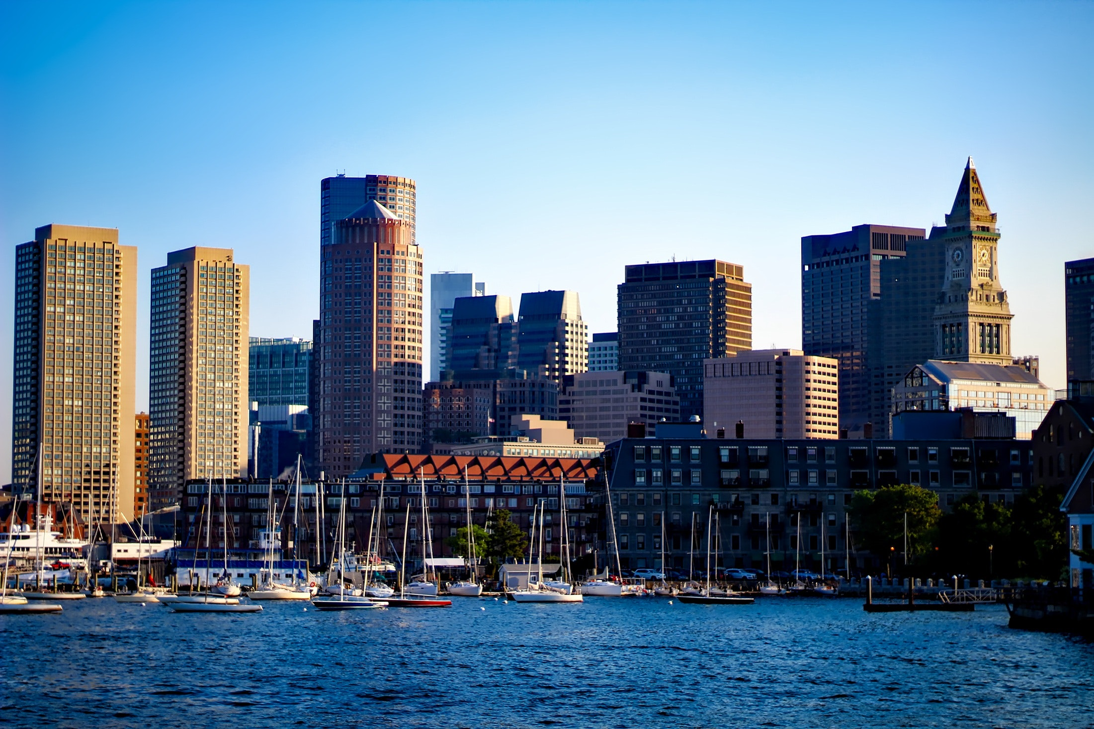 Boston Industrial Real Estate Summary