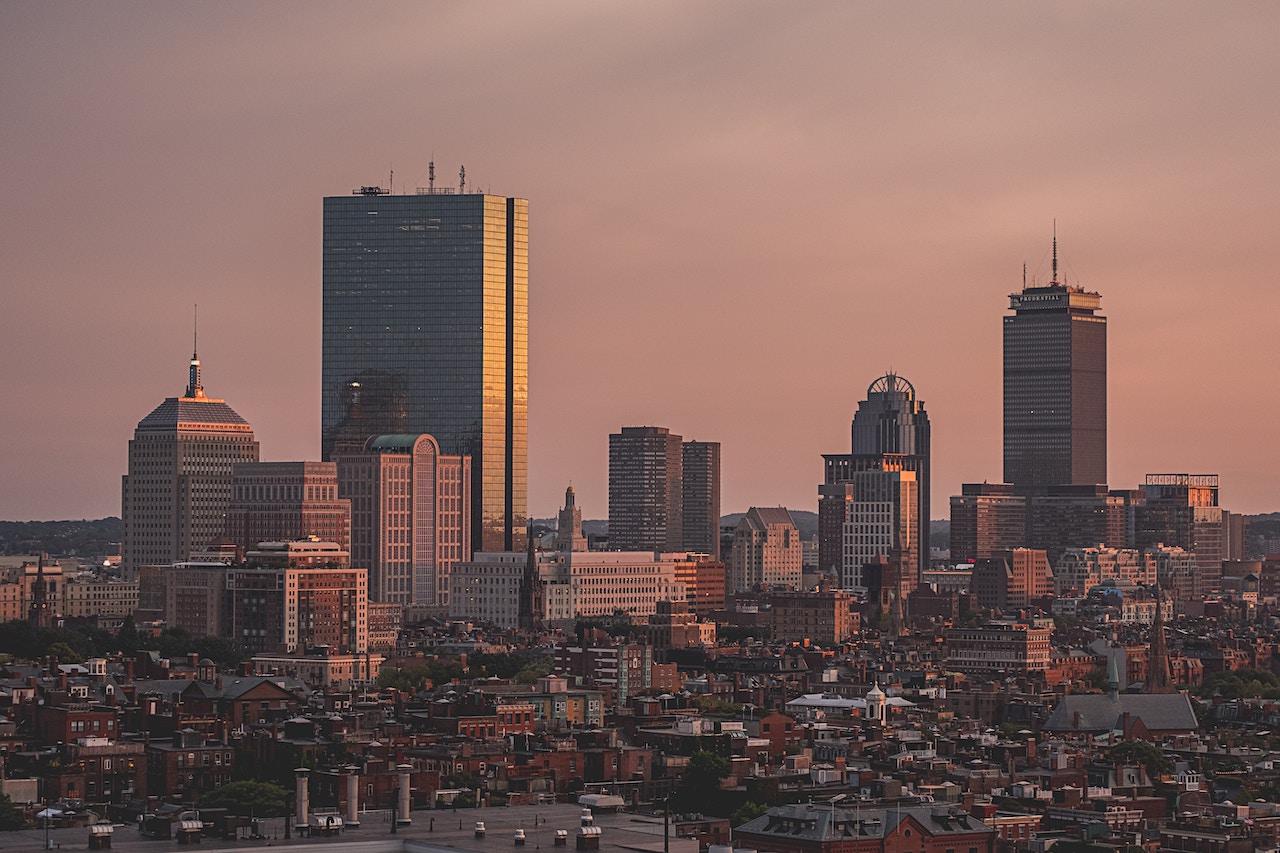 Boston Office Real Estate Summary & Economy