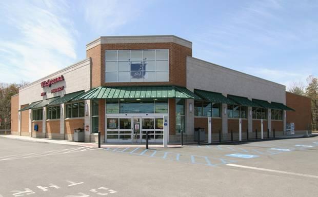 Triple Net tenant Walgreens MA