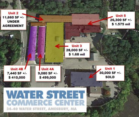 Water Street Commerce Center, Units 3 & 4